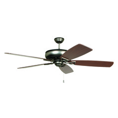 Craftmade Lighting Supreme Air Dark Antique Nickel Ceiling Fan Without Light
