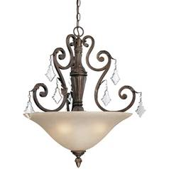 Dolan Designs Four-Light Pendant 2274-90