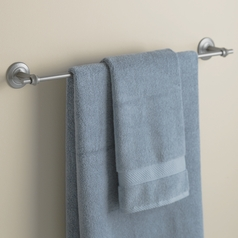 Hubbardton Forge Lighting Rook Burnished Steel Towel Bar