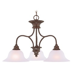 Craftmade Lighting Linden Lane Old Bronze Chandelier