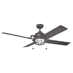 Kichler Lighting Maor LED Ceiling Fan with Light