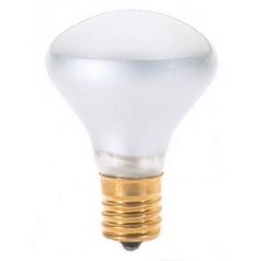 Satco Products, Inc. 25-Watt R14 Incandescent Reflector Bulb BG 25R14N INTER. BASE