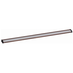 30-Inch LED Under Cabinet Light Plug-In 3000K 120V Bronze by Maxim Lighting