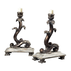 Sterling Lighting Baron Candle Holder