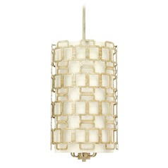 Hinkley Lighting Sabina Silver Leaf Chandelier