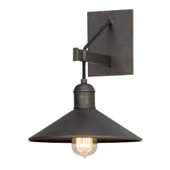 Troy Lighting Mccoy Vintage Bronze Sconce