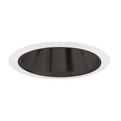 Black Alzak Cone for 6-Inch Recessed Housing