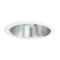 Clear Alzak Cone for 6-Inch Recessed Housing