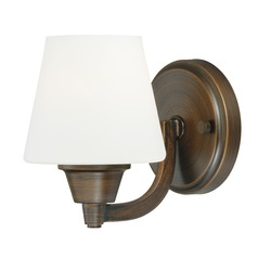 Calais Venetian Bronze Sconce by Vaxcel Lighting