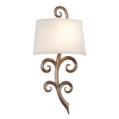 Troy Lighting Catalan Cottage Bronze Sconce