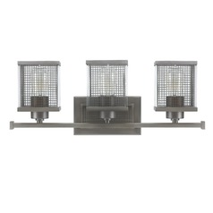 Capital Lighting Carson Graphite Bathroom Light