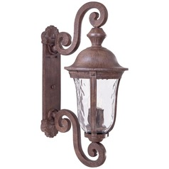 Oversize 31-1/2-Inch Outdoor Wall Light