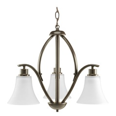 Progress Lighting Joy Antique Bronze Mini-Chandelier