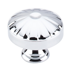 Cabinet Knob in Polished Chrome Finish