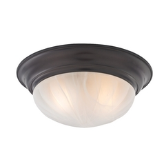 Design Classics Lighting 14-Inch Flushmount Ceiling Light 762ES-30