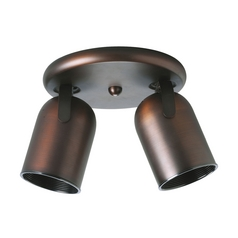 Progress Directional Spot Light in Urban Bronze Finish