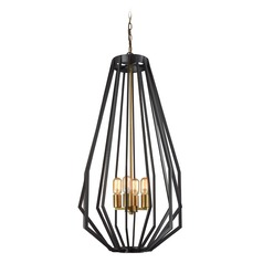 Dimond Fluxx Bronze Pendant Light