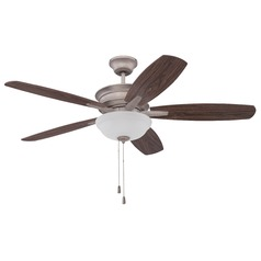Craftmade Penbrooke Athenian Obol Ceiling Fan with Light