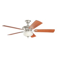 Kichler Lighting Orrin Ceiling Fan with Light