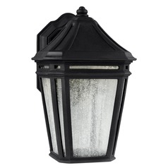 Feiss Lighting Londontowne Black LED Outdoor Wall Light