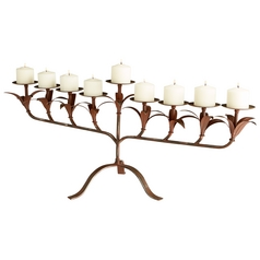 Cyan Design Ornella Rust Candle Holder