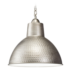Kichler Pendant Light in Antique Pewter Finish