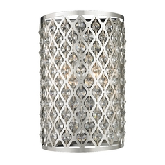 Ashford Classics Modern Crystal Wall Sconce with Two Lights 2248