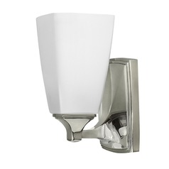 Hinkley Lighting Darby Polished Nickel Sconce