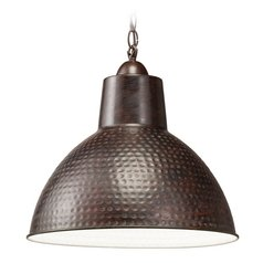 Kichler Pendant Light in Bronze Finish