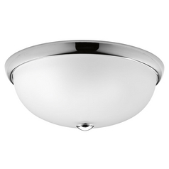 Progress Lighting Progress Lighting Random Polished Chrome Flushmount Light P3804-15WB