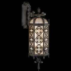Fine Art Lamps Costa Del Sol Marbella Wrought Iron Outdoor Wall Light