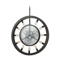 Elk Lighting Chronology Oil Rubbed Bronze Pendant Light