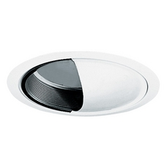 Juno Lighting Group Scoop Wall Wash for 6-Inch Recessed Housing 261B-WH