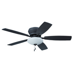Craftmade Atmos Espresso Ceiling Fan with Light