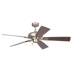 Ellington Boulevard Athenian Obol Ceiling Fan Without Light