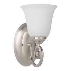 Craftmade Lighting Cecilia Brushed Satin Nickel Sconce