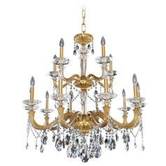Jolivet 15 Light Crystal Chandelier