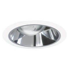 Juno Lighting Group Adjustable Tapered Cone for 6-Inch Recessed Housing 267C-WH
