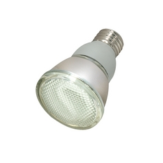 11-Watt Cool White PAR20 Compact Fluorescent Light Bulb