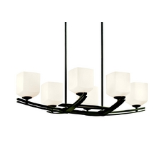 Kichler Lighting Kichler Six-Light Linear Island Pendant 42261AVI