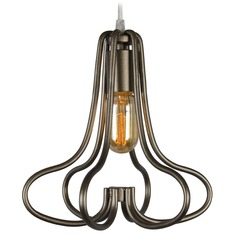 The Whole Package New Bronze Mini-Pendant Light