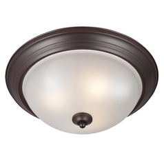 Maxim Lighting Oil Rubbed Bronze Flushmount Light