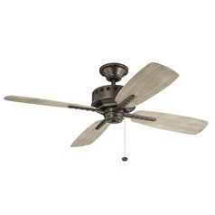 52-Inch 4 Blade  Ceiling Fan Olde Bronze by Kichler Lighting