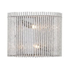 Lite Source Rania Chrome Sconce