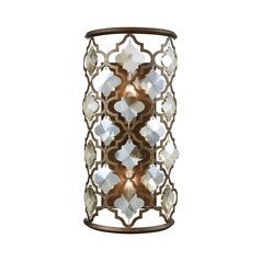 Elk Lighting Armand Weathered Bronze Sconce