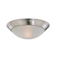 Design Classics Lighting 12-Inch Flushmount Ceiling Light 1012-09/F