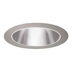 Pewter Tapered Cone for 6-Inch Recessed Housings