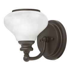 Hinkley Lighting Ainsley Buckeye Bronze Sconce