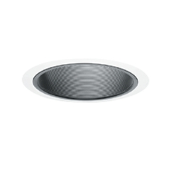 Black Baffle for 6-Inch Recessed Housings