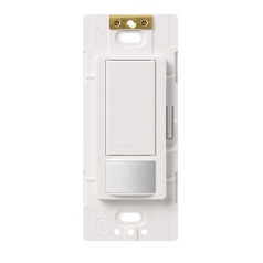 White Occupancy Sensor Wall Switch